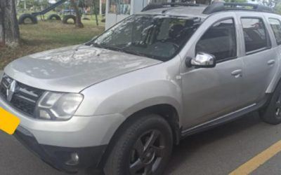 Renault Duster 4×2 At