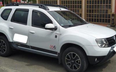 Renault Duster 4×2 Mt Servicio Público Operación Nacional