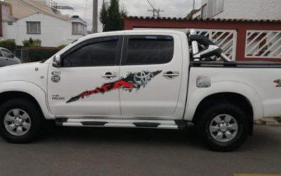 Toyota Hilux Doble Cabina 4×4 Diesel Mt